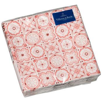 Papierowe serwetki Rose Caro, 20 sztuk, 25x25cm
