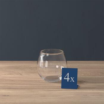 Entrée szklanka do wody, 570 ml, 4 szt.