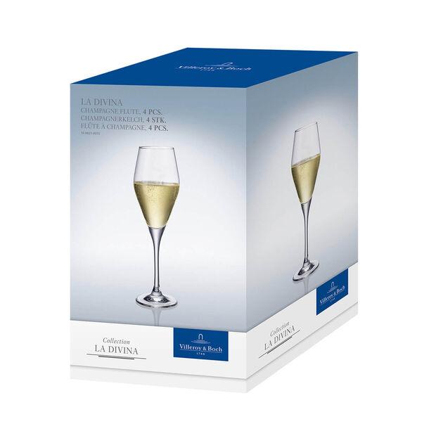La Divina kieliszek do szampana, 4 sztuki, , large