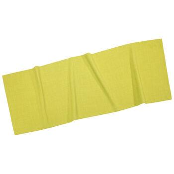 Textil Uni TREND bieżnik limonka 50x140cm