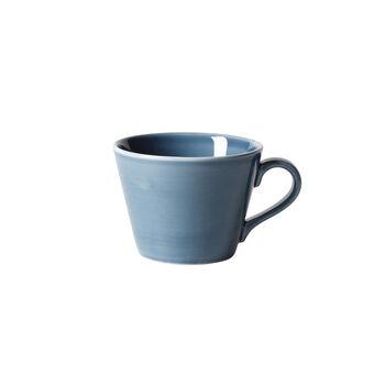 Organic Turquoise filiżanka do kawy, turkusowa, 270 ml