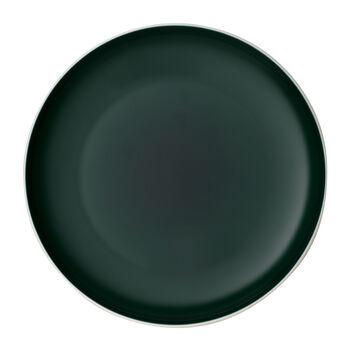 it's my match talerz, 27 cm, ciemnozielony