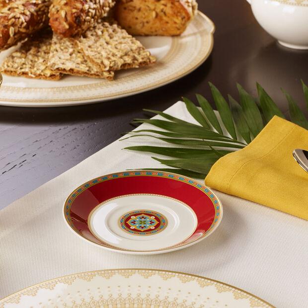 Samarkand Rubin spodek do filiżanki do espresso, , large