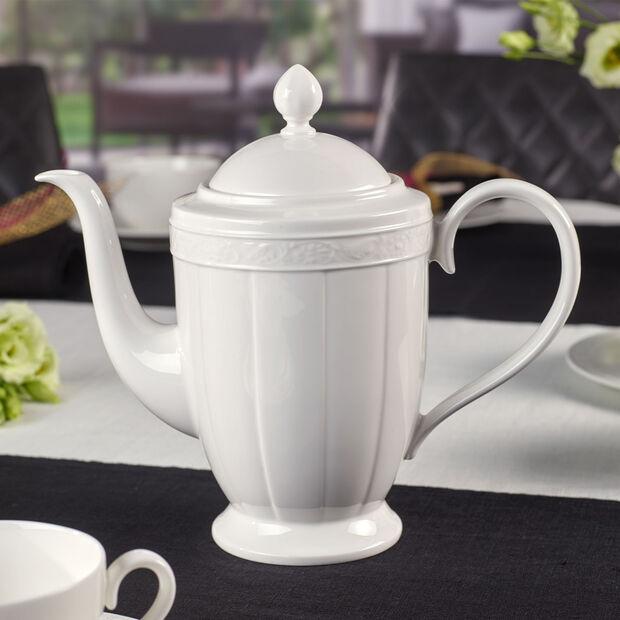 White Pearl dzbanek do kawy dla 6 osób, , large