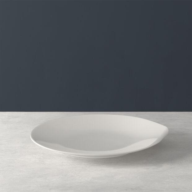 Flow mały talerz płaski 26 x 24 cm, , large
