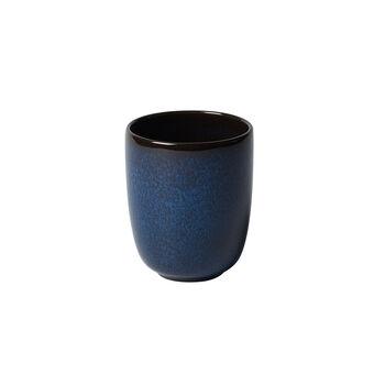 Lave Bleu kubek bez ucha 9x9x10,5cm