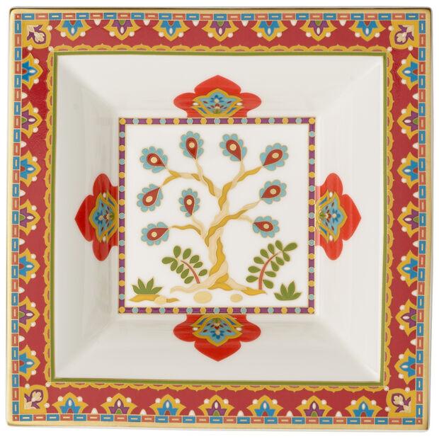 Samarkand Accessories kwadratowa miseczka, , large