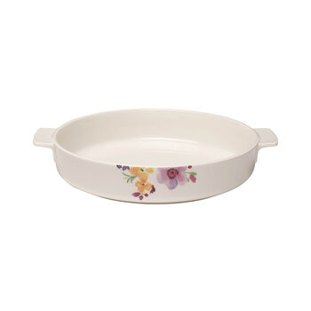 Mariefleur Basic okrągłe naczynie do zapiekania 28 cm