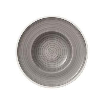 Manufacture gris Talerz głęboki 25cm