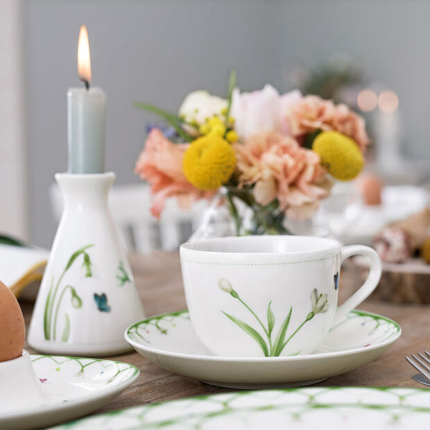 Colourful Spring spodek do filiżanki do kawy, , large