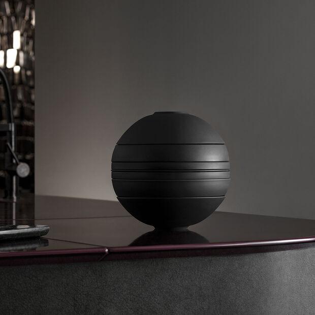 Iconic La Boule black, czarny, , large