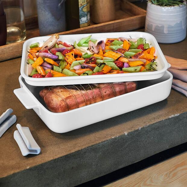 Clever Cooking prostokątna forma do pieczenia 30 x 20 cm, , large