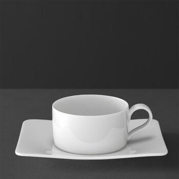 Modern Grace Filiżanka do herbaty ze spodkiem 2 szt.