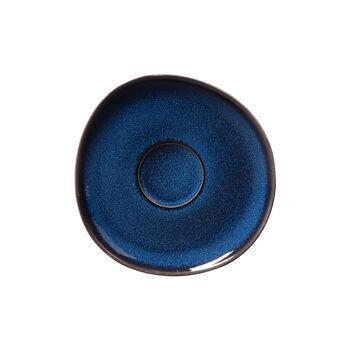 Lave bleu spodek do filiżanki do kawy, 15,5 cm