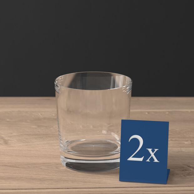 Purismo Bar małe szklanki barowe zestaw 2 -częściowy 95mm, , large