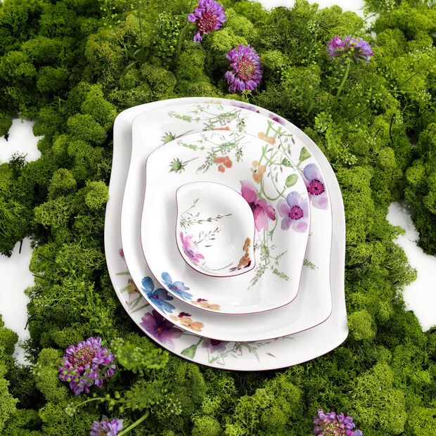 Mariefleur Serve & Salad płaska miska 34 cm, , large