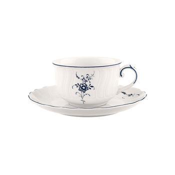 Old Luxembourg zestaw do herbaty 2-częściowy