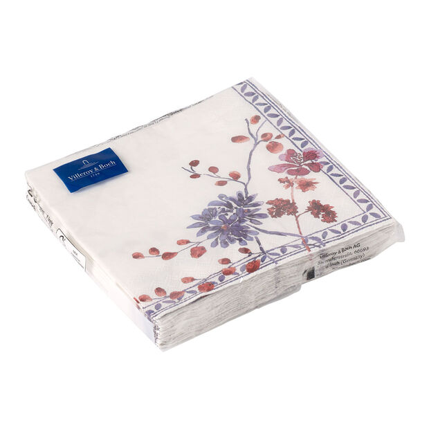 Papierowe serwetki Artesano Provencal Lavendel, 20 sztuk, 33x33cm, , large