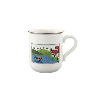 Design Naif kubek do kawy łódka