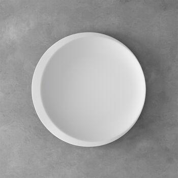 NewMoon półmisek do prezentacji, 37 cm, biały