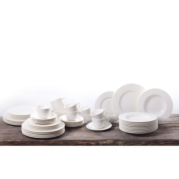 New Basic White zestaw 50-częściowy, , large