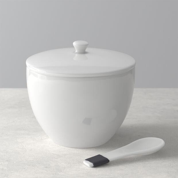 Tea Passion Pojemnik na herbatę z pokrywką, , large