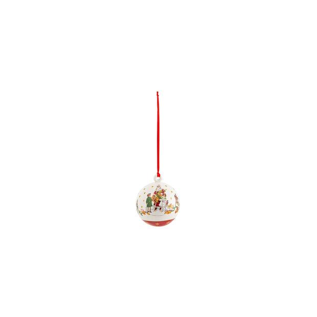 Annual Christmas Edition Bombka 2021 6,5x6,5x8cm, , large