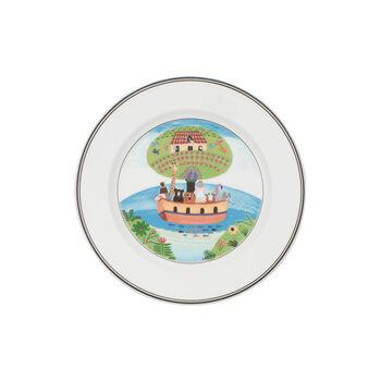 Design Naif talerz śniadaniowy Arka Noego