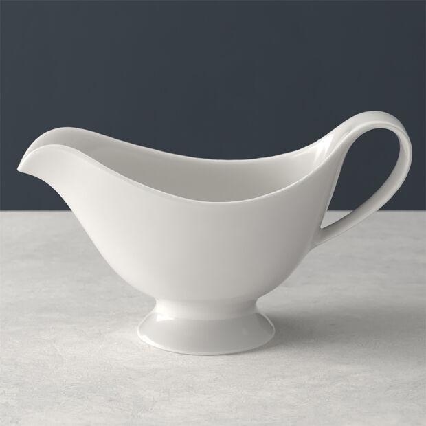 For Me sosjerka, biała, 21 x 10 cm, 400 ml, , large