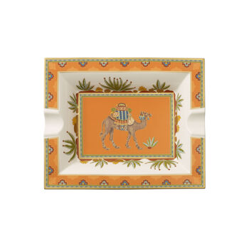 Samarkand Mandarin popielniczka 17x21cm