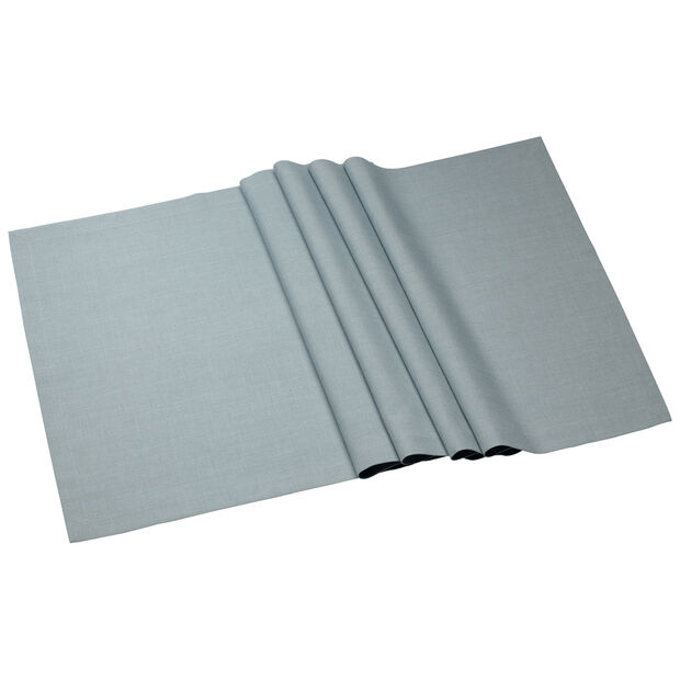 Textil Uni TREND bieżnik niebieski foy 77 50x140cm, , large