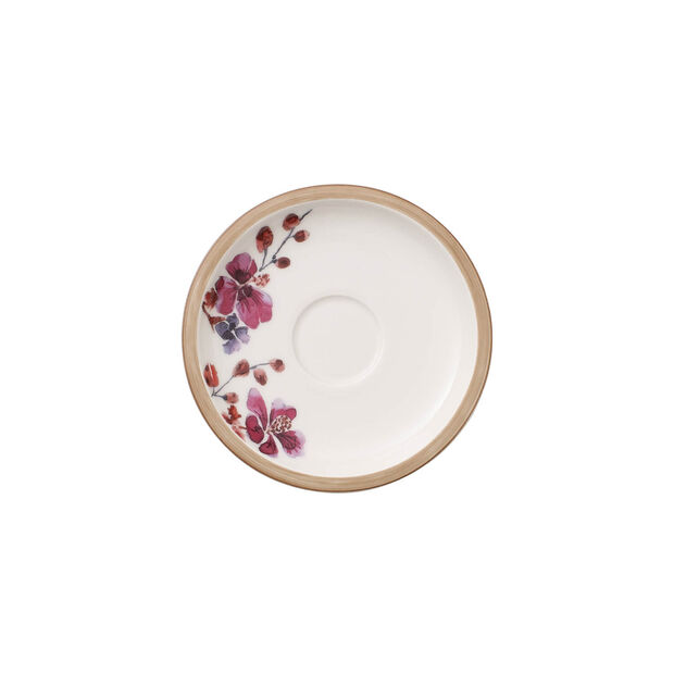 Artesano Provençal Lavendel spodek do filiżanki do espresso, , large