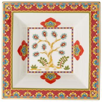 Samarkand Accessories kwadratowa miseczka