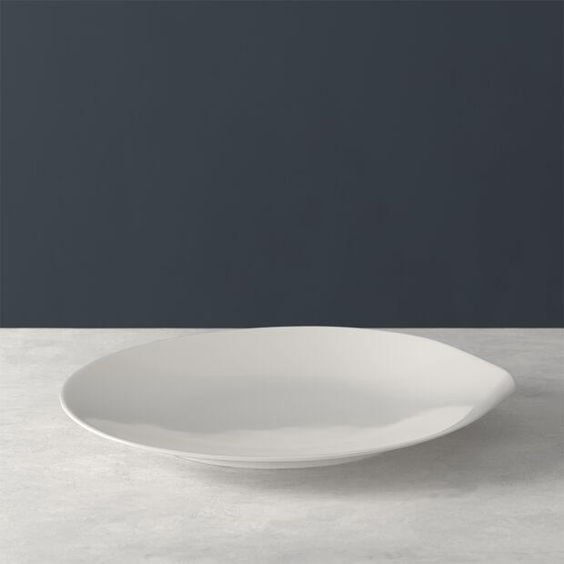 Flow talerz płaski 28 x 27 cm, , large