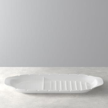 BBQ Passion półmisek XL z uchwytami na szaszłyki