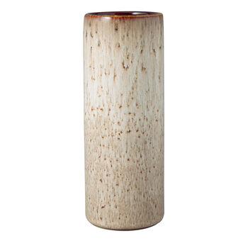 Lave Home wazon Cylinder, 7,5x7,5x20 cm, Beige