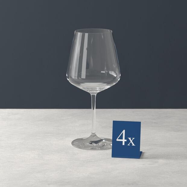 Ovid kieliszek do czerwonego wina zestaw 4 szt., , large