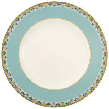 Samarkand Aquamarin Talerz obiadowy