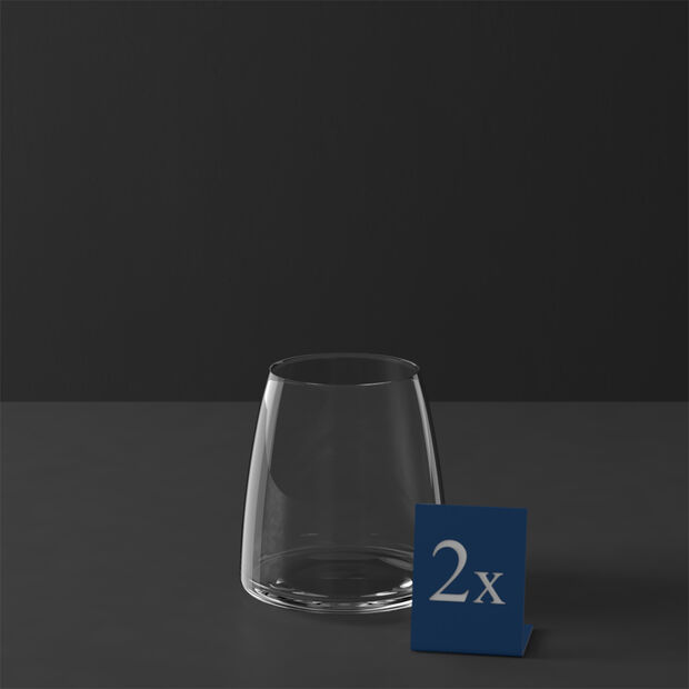 MetroChic szklanka do wody, 2 szt., 110 cm, 565 ml, , large