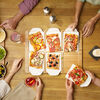 Pizza Passion prostokątna taca Party, , large