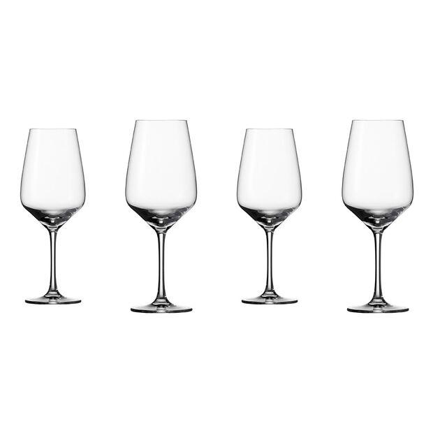 vivo | Villeroy & Boch Group Voice Basic Kieliszek do czerwonego wina, zestaw 4-częściowy, , large