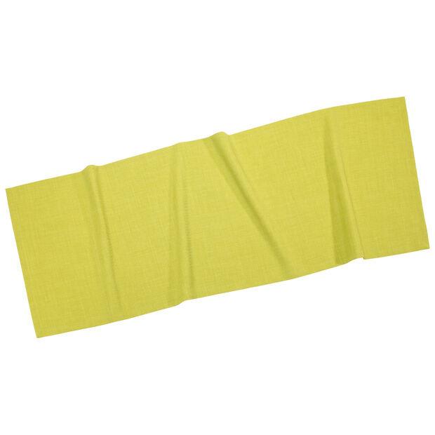 Textil Uni TREND bieżnik limonka 50x140cm, , large