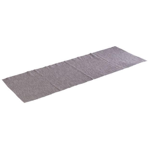 Textil News Breeze bieżnik szary 50x140cm, , large