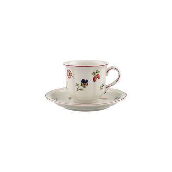 Petite Fleur zestaw do kawy 2 el.
