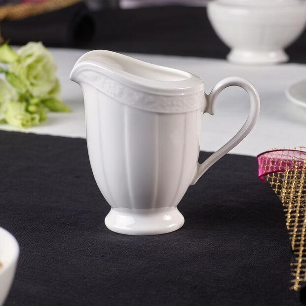 White Pearl mlecznik dla 6 osób, , large