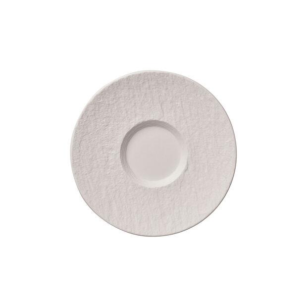 Manufacture Rock blanc Spodek do filiża.do białej kawy 17x17x2cm, , large