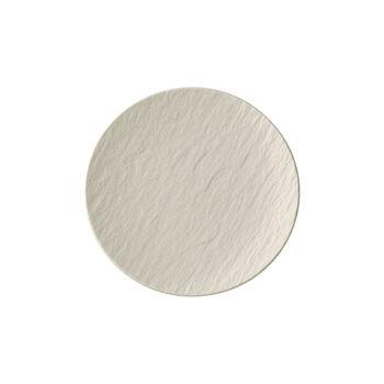 Manufacture Rock blanc Talerz B&B 15,5x15,5x2cm