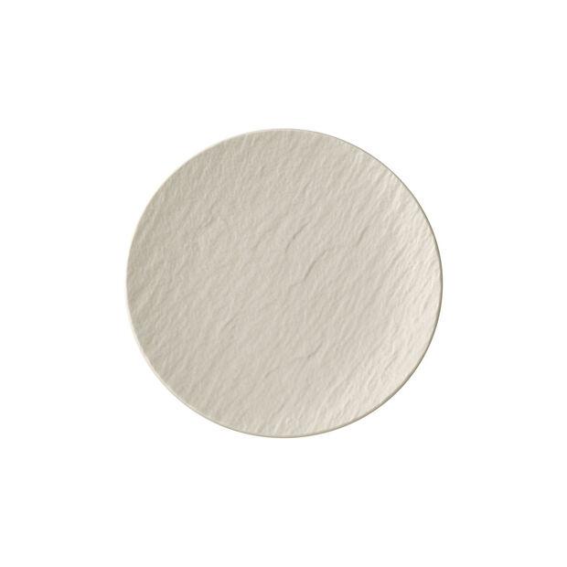 Manufacture Rock blanc Talerz B&B 15,5x15,5x2cm, , large