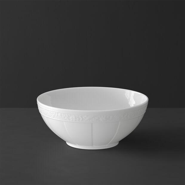 White Pearl miska okrągła mała, , large