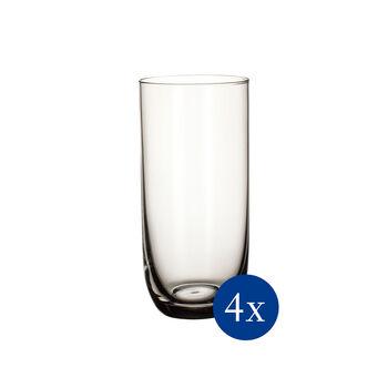 La Divina szklanka do long drinków, 4 sztuki